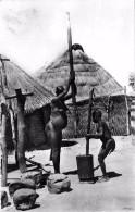 A.O.F. – Scène De Vie Africaine - Ansichtskarten