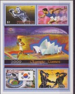 GRENADA CARRIOCA SPORTS GIOCHI OLIMPICI OLIMPIC GAMES SYDNEY MNH - Ete 2000: Sydney