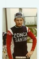 Bruno WOLFER . Lire Descriptif.  2 Scans. Cyclisme. Zonca - Radsport