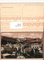 467681,Luxembourg Faubourg Du Grand Et Ville Haute Teilansicht - Ansichtskarten