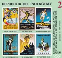 Paraguay Hb Michel 185 - Paraguay