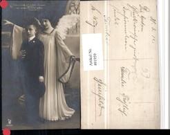 491959,Bub Junge Engel Schutzengel Spruch Pub RPH 2322/4 - Engel