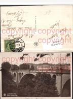 467680,Luxembourg Pont Adolphe Brücke - Ansichtskarten