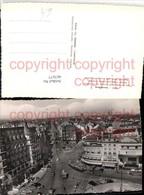 467677,Luxembourg Place De La Gare Et Avenue De La Liberte Straße - Ansichtskarten