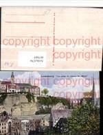 467685,Luxembourg Vue Prise Du Plateau Du Rham Teilansicht - Ansichtskarten