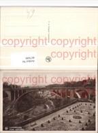 467688,Luxembourg Pont Adolphe Brücke - Ansichtskarten