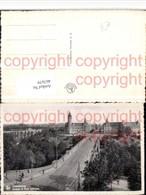 467679,Luxembourg Avenue Et Pont Adolphe Brücke - Ansichtskarten