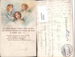 491958,Künstler Litho Engeln Spruch Text - Engel
