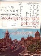 467894,India Bombay Mumbai Victoria Terminus Straße - Indien