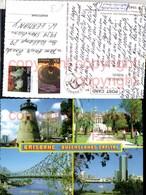 468011,Australia Brisbane Bridge Brücke Mill Mühle Mehrbildkarte - Ansichtskarten