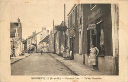 78 - MONDEVILLE - Grande Rue - Tabac Gasselin - Autres Communes