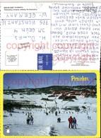 468008,Australia Perisher Snowy Mountains Skilift Winterbild - Ansichtskarten