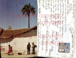 468017,Bolivia Sucre Motiv Volkstypen Palme - Bolivien