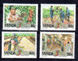 Venda - 1988 - Coffee Industry - MNH - Venda