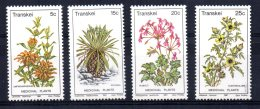 Transkei - 1981 - Medicinal Plants (2nd Series) - MNH - Transkei