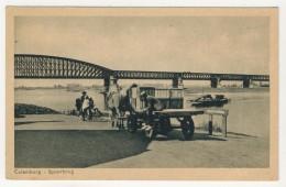 Gelderland   -  Spoorbrug - Culemborg