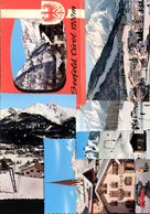 493558,Leporello Sammelmappe 8 Fotos Seefeld Tirol Ansichten - Ansichtskarten