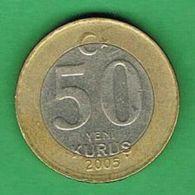 A104 Turquia 50 Kurus 2005 - Turchia