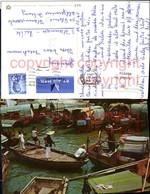 469934,China Hongkong Hong Kong Aberdeen Floating Village Boote - China