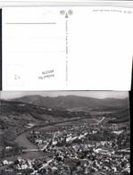 495379,Aarburg Totale Fliegeraufnahme Kt Aargau - AG Aargau