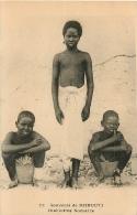 DJIBOUTI DIABLOTINS SOMALIS - Gibuti