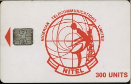 Nigeria - Chip - NITEL - 300u - RR