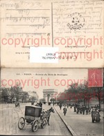 474047,Kutschen Paris Avenue De Bois De Boulogne - Taxi & Carrozzelle