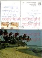 468071,Ceylon Sri Lanka Hikkaduwa Beach Strand Palmen - Sri Lanka (Ceylon)