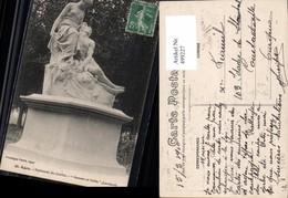 499227,Agen Esplanade Du Gravier Samson Et Dalila Erotik Statue Monument - Monuments