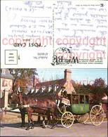 474050,Kutsche Randolph Coach Williamsburg Virginia - Taxi & Carrozzelle