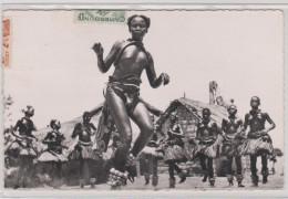 CP - Photo - AFRIQUE - Ethnique - Cameroun - 1957 - La Danse De L'Excision - Brrrrrrrrrrrr Très Rare - Cameroon