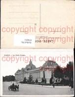 474051,Kutsche Paris Le Petit Palais - Taxi & Carrozzelle