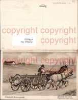 474052,Künstler Ak Kutsche M. Truthahn Debrecenböl Debrecen - Taxi & Carrozzelle