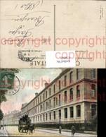 474049,Kutsche Paris Perspective Du Lycee Janson De Sailly - Taxi & Carrozzelle