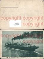 465985,Hochseeschiff Schiff Boulogne-sur-Mer La Malle En Pleine Mer Dampfer - Handel