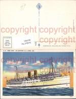 465981,Hochseeschiff Schiff S.S. New York On Eastern S.S. Lines Inc - Handel