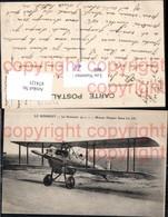 474121,Flugzeug Zivil Le Bourget Le Nieuport Moteur Hispano Suiza 300 CV Propellerfli - 1946-....: Moderne