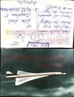 474116,Flugzeug Zivil Concorde Dans Le Ciel De France - 1946-....: Moderne