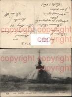 474001,Kriegsschiff Schiff Toulon Un Coup De Tabac Le Charlemagne Cuirasse De Escadre - Krieg