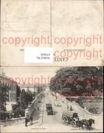 474045,Kutsche Baccarat Avenue De La Gare Automobile - Taxi & Carrozzelle