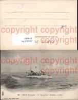 474005,Kriegsschiff Schiff Marine Francaise L Espingolle Torpilleur A La Mer - Krieg