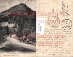 474059,Kutschen Le Mont Turet Route De Gex A La Faucille - Taxi & Carrozzelle