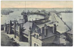 The Pier, Southampton - Wyndham - Postmark 1906 - Southampton