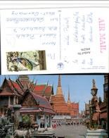 496296,Thailand Bangkok Emerald Buddha Temple Tempel - Thaïland