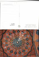 496370,Iran Isfahan Esfahan Glazed Tiles Of Chahar Bagh School Decke - Iran