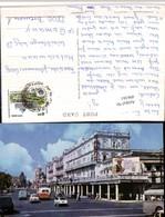 496361,India Calcutta Kalkutta Chowringhee Straßenansicht - Indien