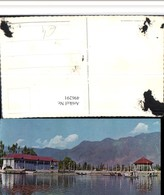 496291,India Jammu And Kashmir Nehru Park Bergkulisse - Indien