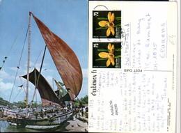 496280,Ceylon Sri Lanka Negombo Catamarans After A Days Catch Boote - Sri Lanka (Ceylon)