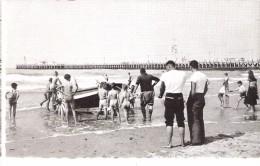 Oostende-Ostende-Ostend-Strandgenoegens En Stakeltsel-Plaisir De La Mer Et Estacade-Jetée-Pier-Jeux D´enfants-Bateau - Oostende