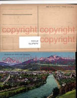 471416,Innsbruck Totale M. Serles U. Nockspitze Bergkulisse Pub Purger & Co 12244 - Autriche